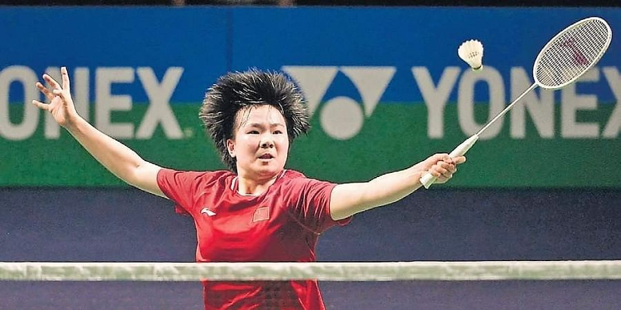 China's He Bingjiao had beaten PV Sindhu in the semis before losing in the final.