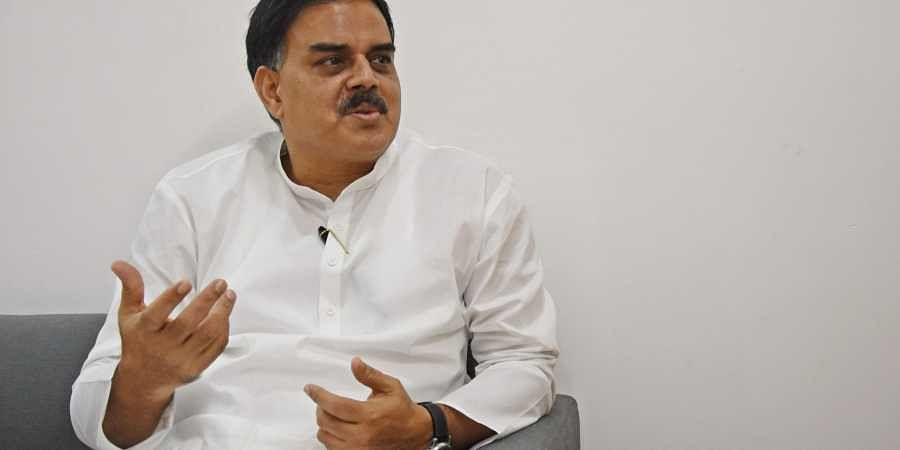 INTERVIEW   If we are TDP's B team, then the YSRC is C team: Jana Sena's Nadendla  Manohar- The New Indian Express
