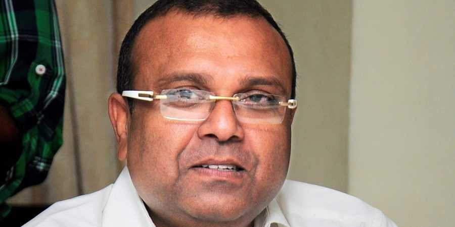 BDJS leader Thushar Vellappally