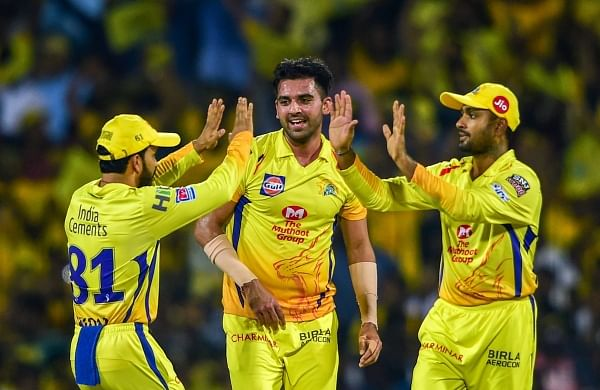 IPL postponement has given me more time to recover: Deepak Chahar