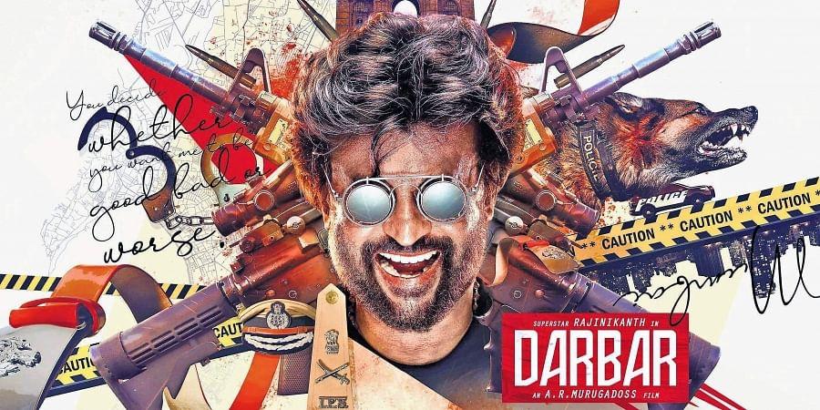 Image result for darbar rajini movie