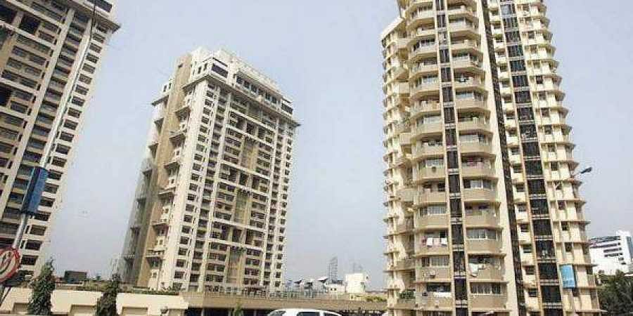 File image of apartment towers used for representational purpose only