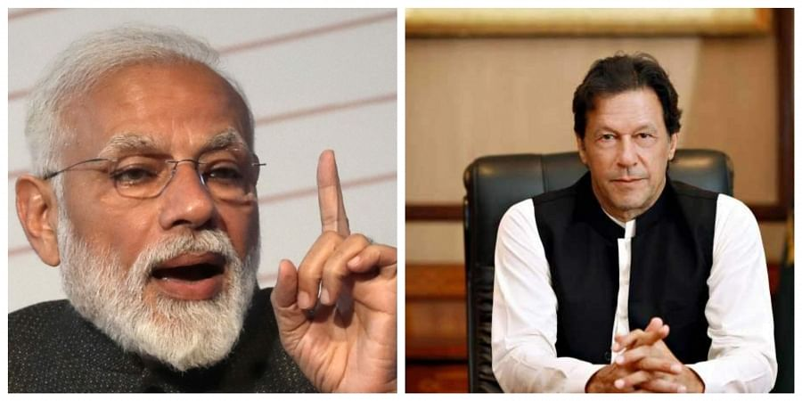 PM Narendra Modi recalled a call he made to congratulate Imran Khan becoming Pakistan PM. (File | PTI)