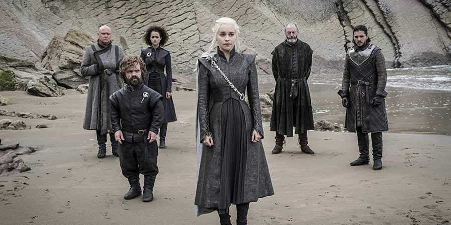 A still from the HBO hit series 'Game of Thrones'