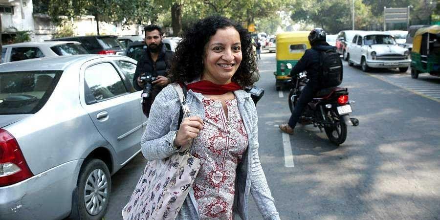 Senior journalist Priya Ramani
