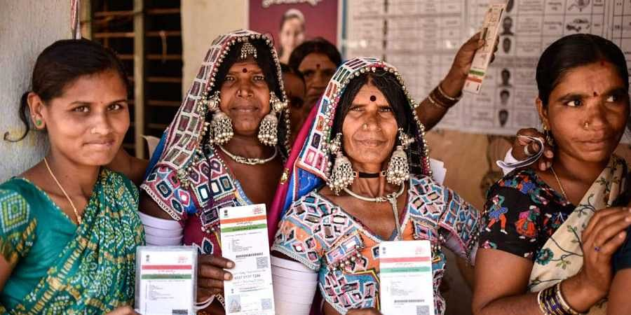 More than 14 crore people are listed to vote in the first phase. (Photo | Vinay Madapu)