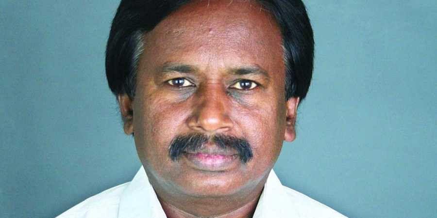 Tiruvallur MP P Venugopal