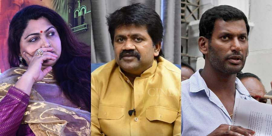 Kollywood actor and politician JK Ritesh died on Saturday, due to cardiac arrest. After the sudden demise of actor-politician JK Ritesh, Kollywood celebrities took to Twitter andshard theircondolences.
