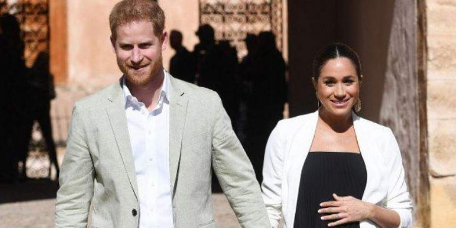 Meghan Markle and Prince Harry 'ban royal staff from using vehicle park'