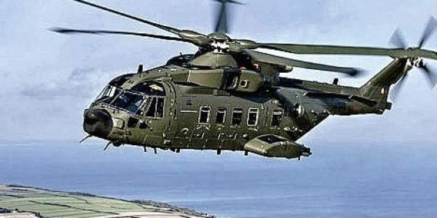 AgustaWestland helicopter