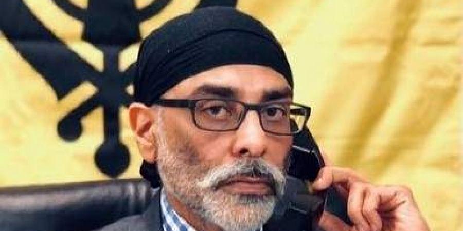 SFJ legal adviser Gurpatwant Singh Pannun