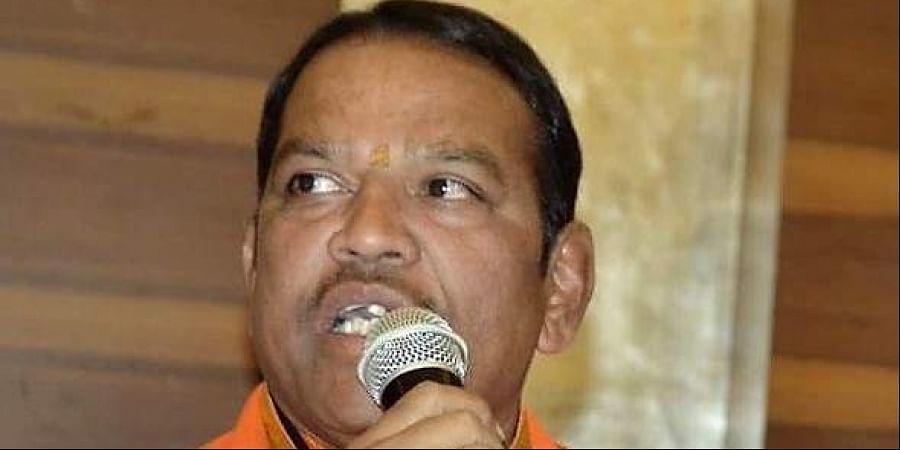 Shiv Sena sitting MP Shrirang C Barne