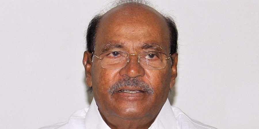Pattali Makkal Katchi chief S Ramadoss (File Photo   EPS)
