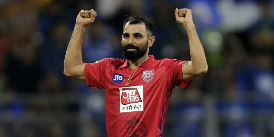KXIP physio reveals what has kept Mohammad Shami injury-free- The New Indian Express