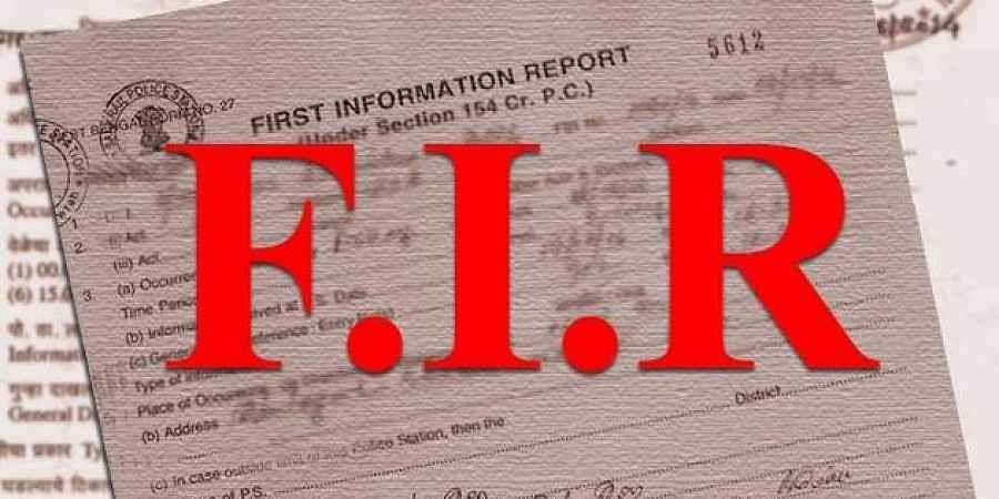 FIR, F.I.R., First Information Report