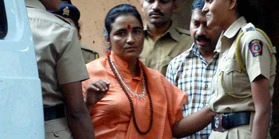 Malegaon blast co accused Sadhvi Pragya Singh Thakur