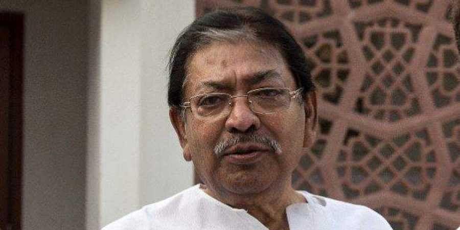 West Bengal Congress president Somen Mitra