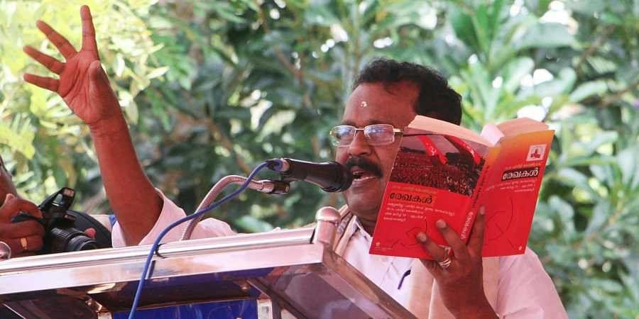BJP state President Sreedharan Pillai