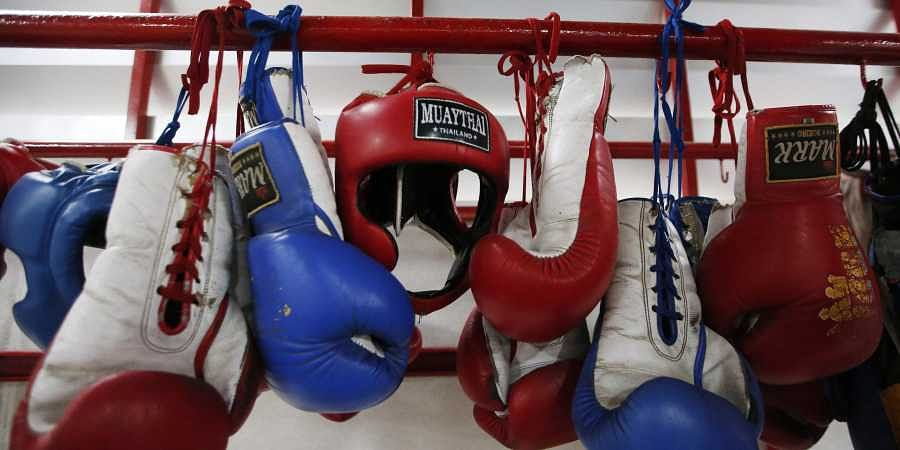 Boxing boxer bout