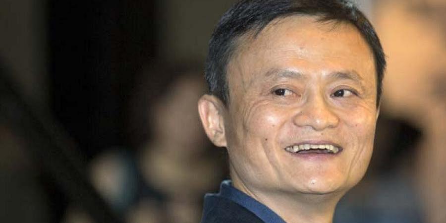 Alibaba chief Jack Ma