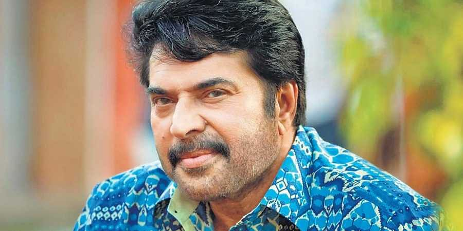 Malayalam actor Mammootty