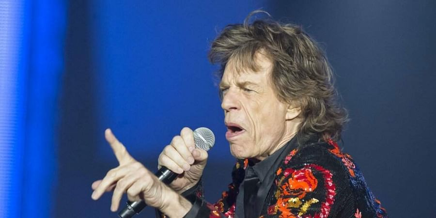 Rolling Stones founding member Mick Jagger