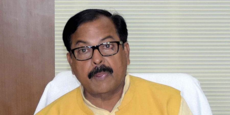 Odisha Finance Minister Shashi Bhushan Behera