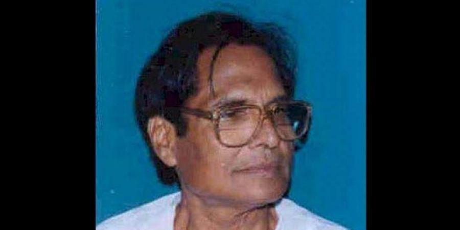 BJD MLA Bed Prakash Agarwalla