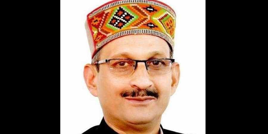 Satpal Singh Satti, Himachal Pradesh BJP chief