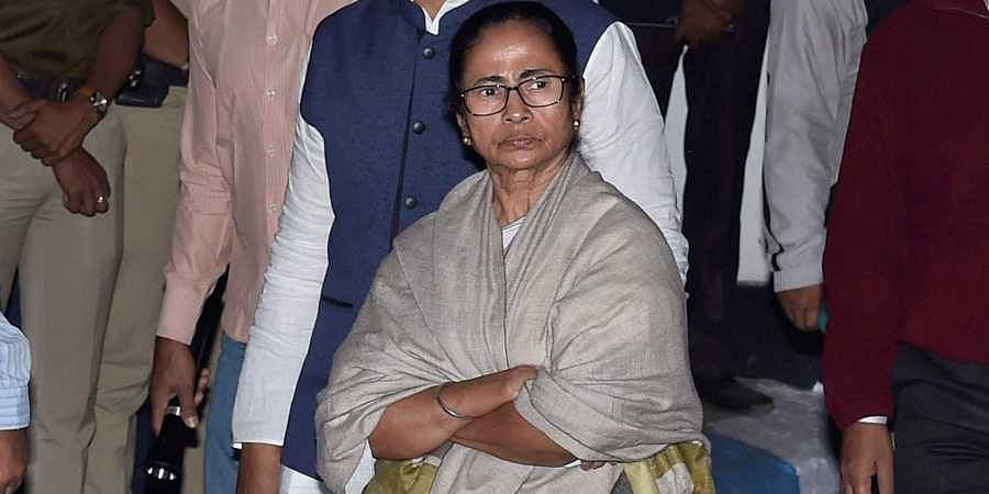 TMC chief and West Bengal CM Mamata Banerjee