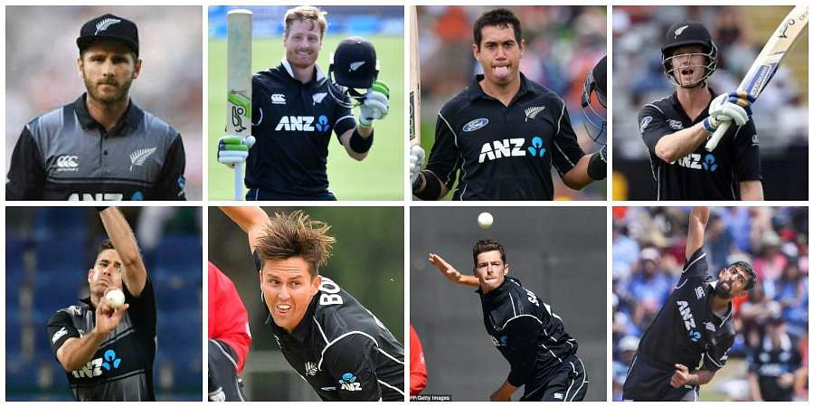 NZ World Cup squad