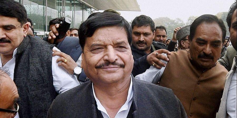 Pragatisheel Samajwadi Party (Lohia) chief Shivpal Singh Yadav