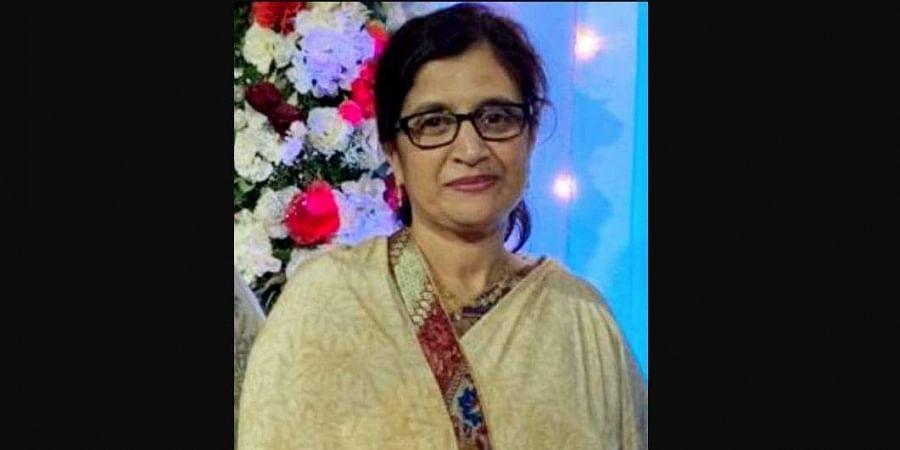 Razeena Khader Kukkady died in the blasts in Sri Lanka on 21 April 2019. (Photo | By Special Arrangement)
