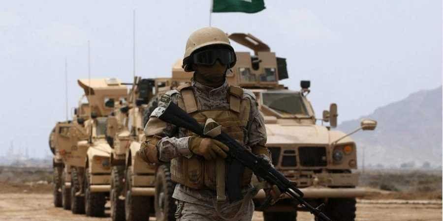 Saudi Arabia foils terrorist attack north of Riyadh