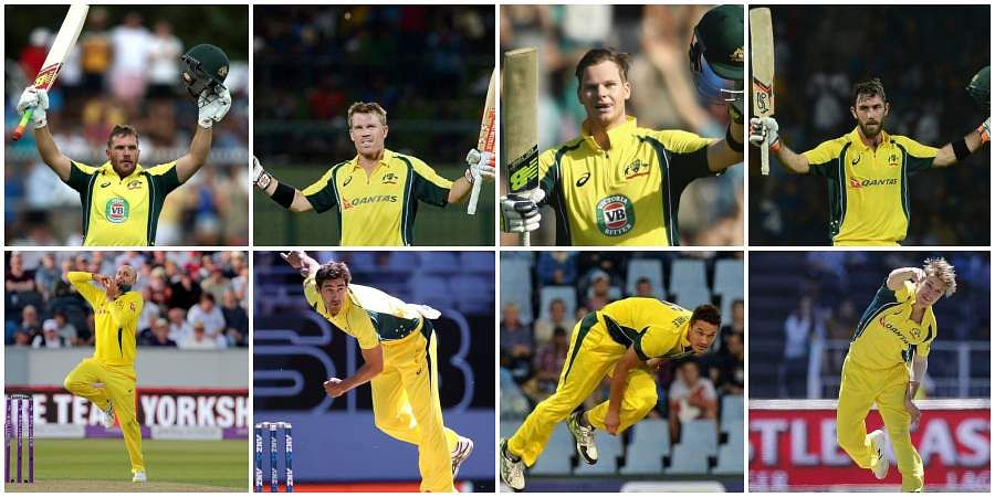 Australia World Cup squAD