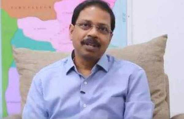 Tamil Nadu Chief Electoral Officer Satyabrata Sahoo. (Photo| Twitter/ TN Elections CEO)