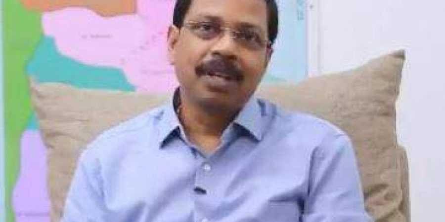 Tamil Nadu Chief Electoral Officer Satyabrata Sahoo