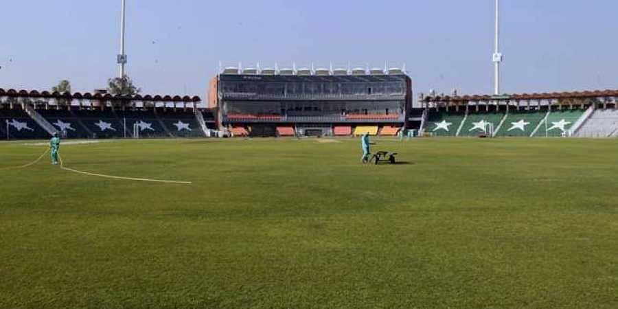 Gaddafi stadium, Lahore (File   AP)