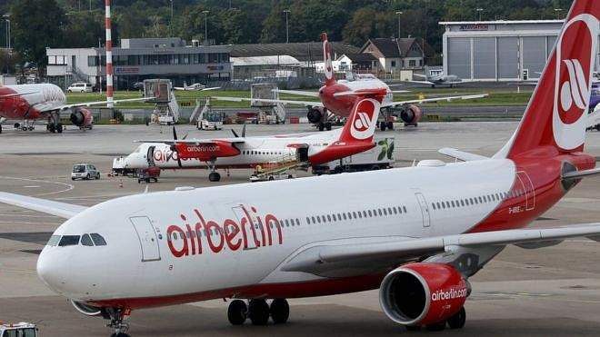 Air Berlin once used to be Germany's second-largest airline. However, after its major shareholder Etihad Airways discontinued their funding, Air Berlin had to close its operations in October 2017.
