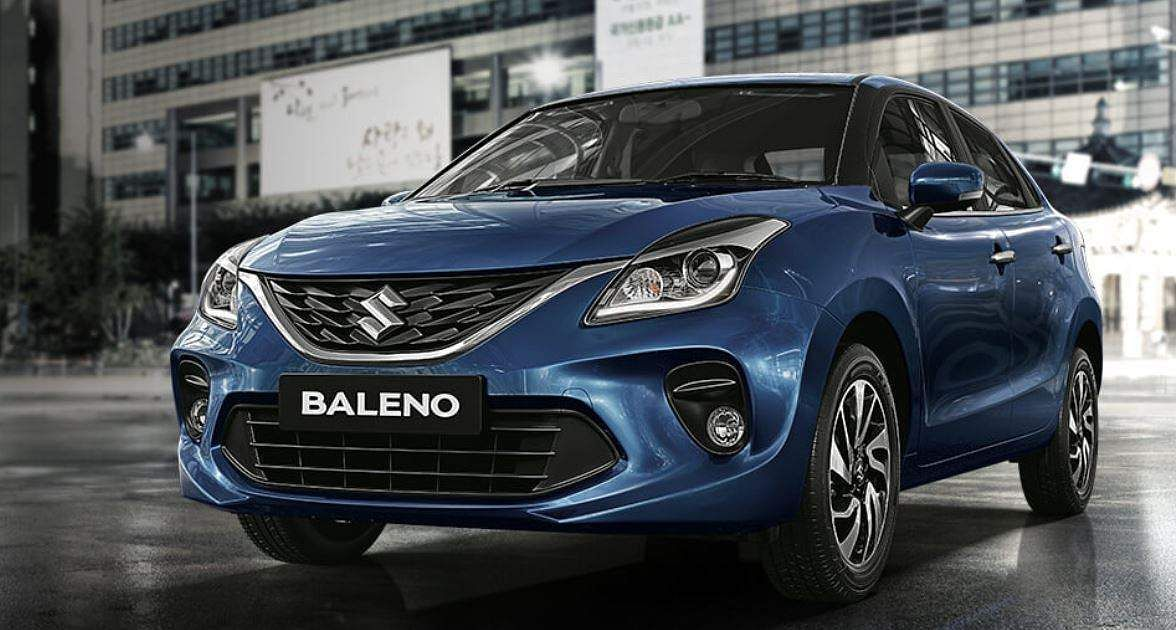 Maruti Suzuki's premium hatchback Baleno stood at the fourth position with 2,12,330 units in 2018-19 compared to a total sales of 1,90,480 units in 2017-18. (Photo|Maruti Suzuki official website)