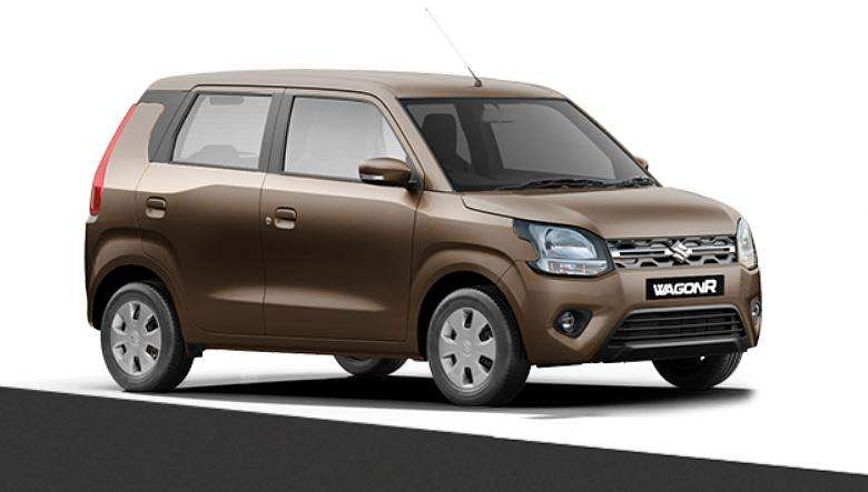 Maruti Suzuki's Wagon R, which was at the fifth level last year, has slipped to the ninth position in 2018-19. The model had a total sale of 1,19,649 units compared to 1,68,644 units last year. (Photo|Maruti Suzuki official website)