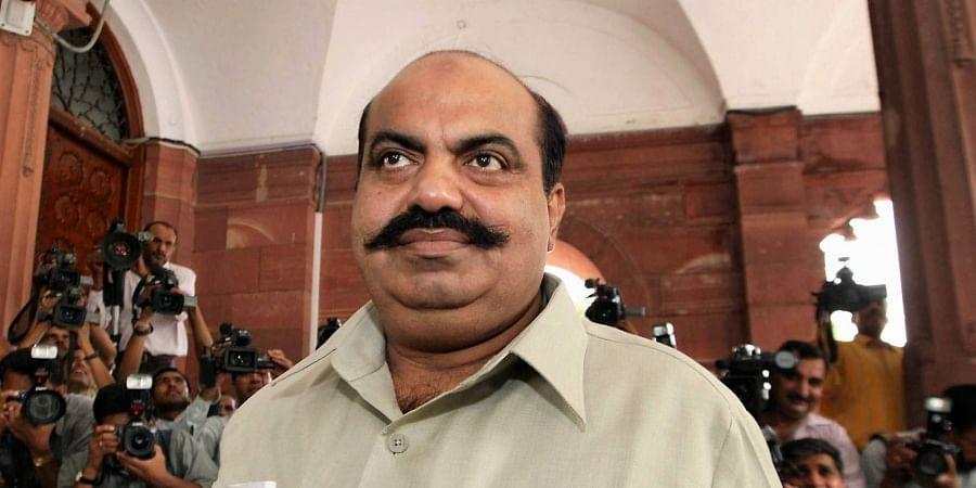 Former MP Ateeq Ahmad