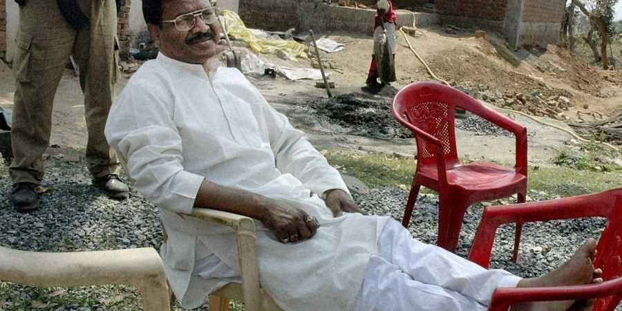 Former Jharkhand CM Babulal Marandi