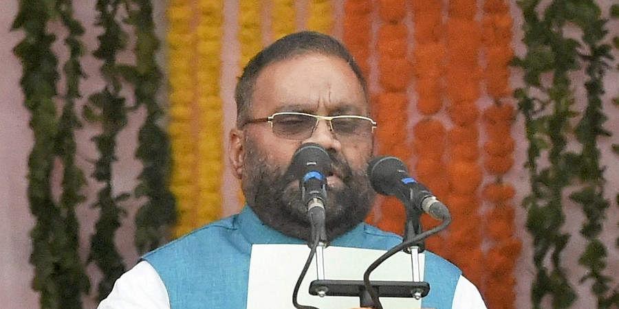 Uttar Pradesh Minister Swami Prasad Maurya