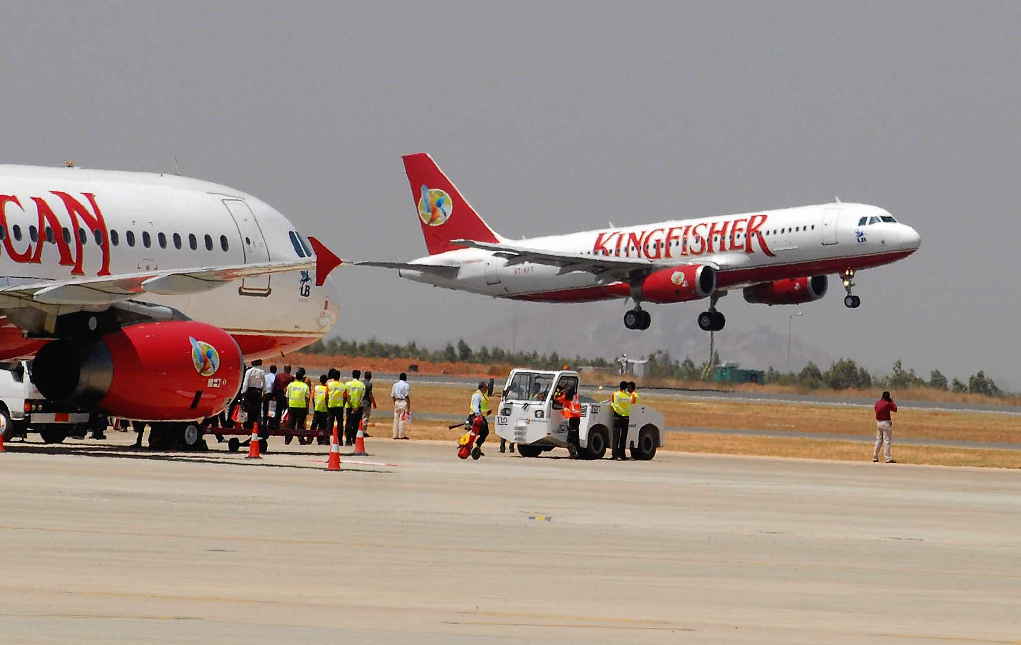 Kingfisher Airlines was founded by the flamboyant Indian business tycoon Vijay Mallya in the year 2005. The airline was a part of Mallya's multi-billion dollar United Breweries Group. Kingfisher was known for its top-notch on-air service and bright red-coloured fuselage. However, all good things come to an end, as did the King of Good Times. Kingfisher Airlines ceased all operations in October 2012 due to heavy debts. This resulted in massive outcry and protests by the airline's employees forcing the government to take matters in hand.
