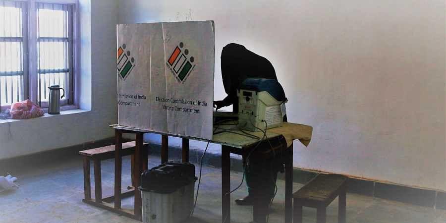 Indian voter