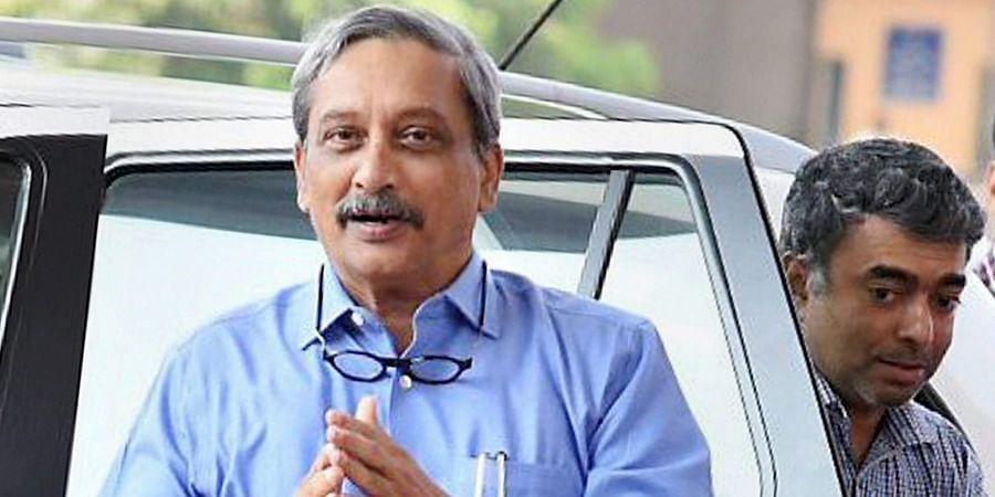 Late Goa CM Manohar Parrikar