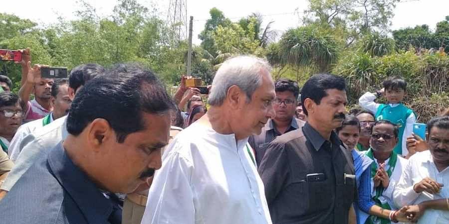 Odisha CM, Naveen Patnaik