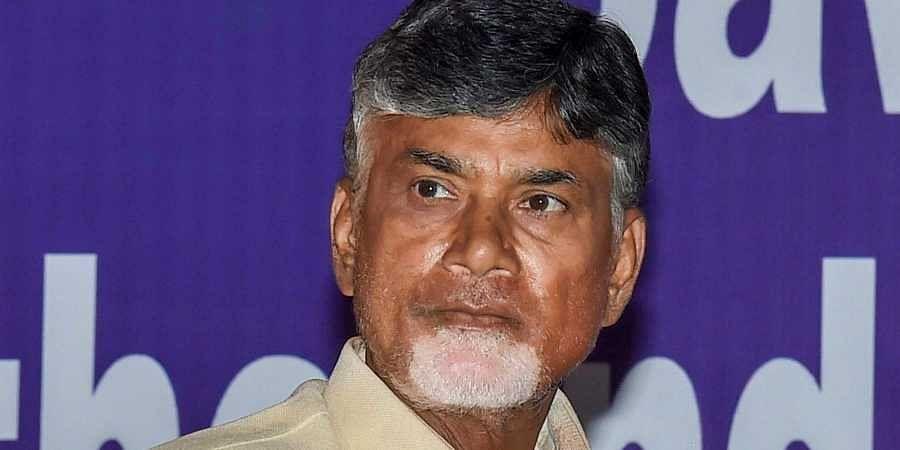Andhra Pradesh CM N Chandrababu Naidu sees plot to divide officials