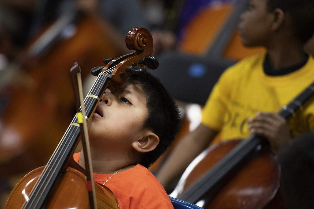 Baltimore Symphony Orchestra's OrchKids